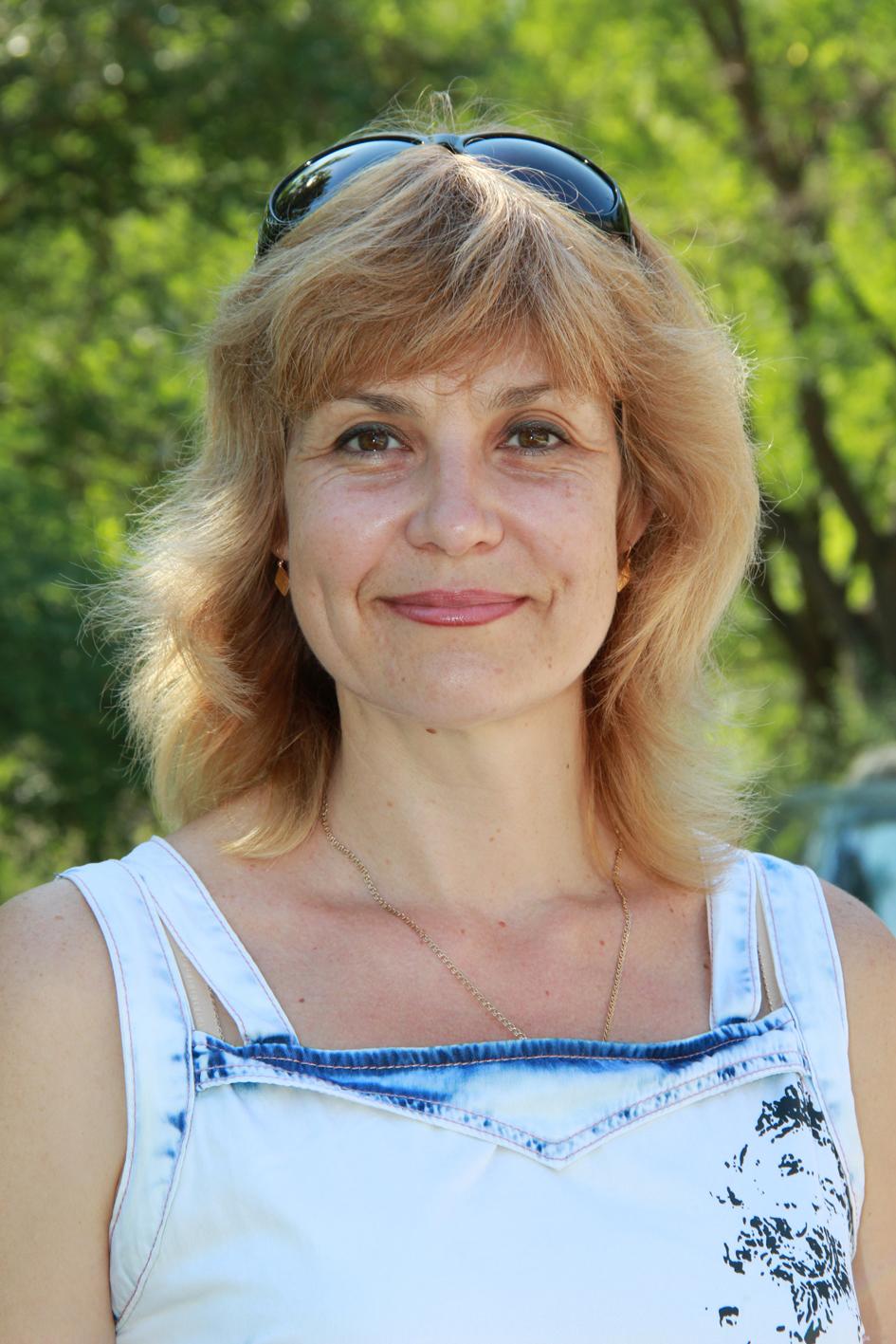 Галина Мансурова